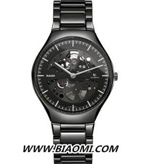 真性情 来块酷黑潮流手表配腕间