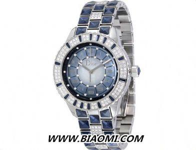 闪耀时刻来块精美时计——迪奥女士系列腕表