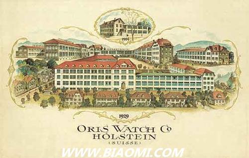 手表百科篇——Oris豪利时 手表百科 第4张