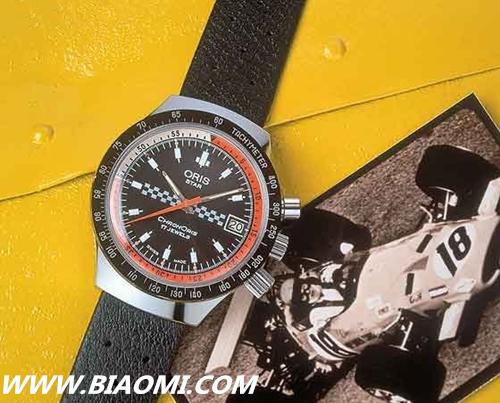 手表百科篇——Oris豪利时 手表百科 第10张
