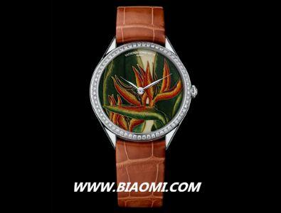 江诗丹顿艺术大师系列腕表——将精湛的工艺与艺术气息浓缩于表盘之上