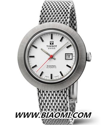 手表百科篇——Tissot天梭 手表百科 第12张