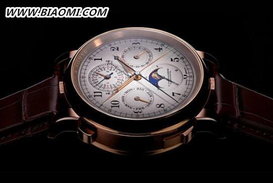 朗格交付首款Grand Complication腕表 名表赏析 第1张