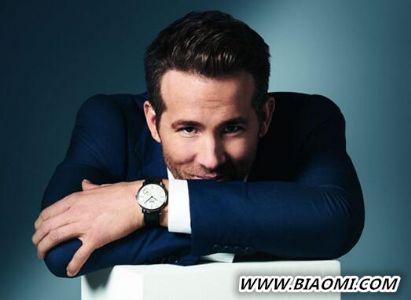 Ryan Reynolds成为伯爵男士腕表全球代言人