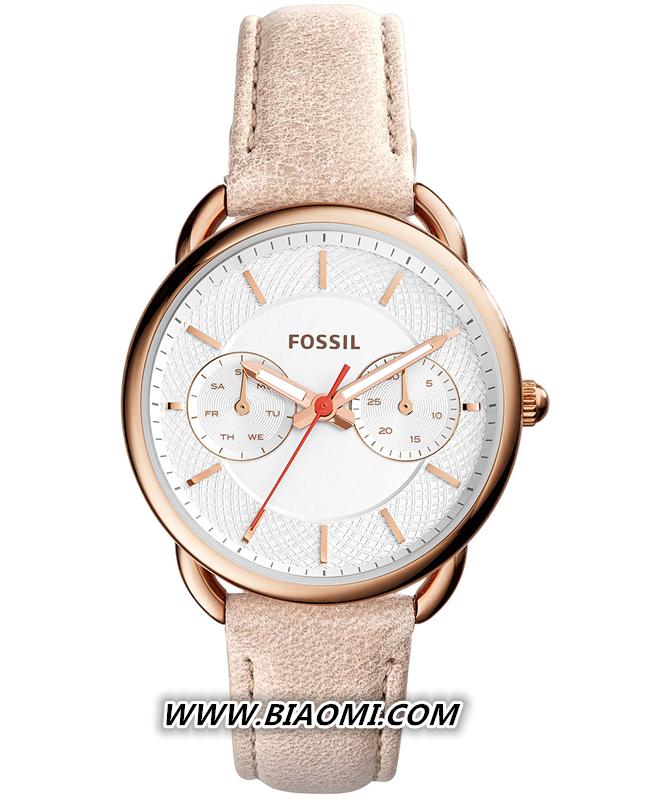 毕业季,Fossil以复古时尚教你职场穿搭 热点动态 第8张