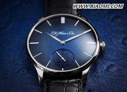 亨利慕时发布劳斯莱斯车迷俱乐部限量腕表