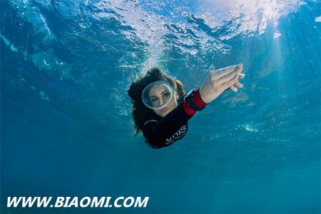 碧海苍穹 深海物语——潜水时计带你走进夏日的激情