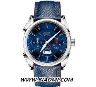 降温首选冷色调——炎热夏季和蓝色手表更配哦