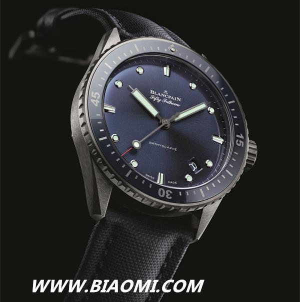宝珀五十噚系列深潜器Bathyscaphe腕表家族 手表百科 第14张