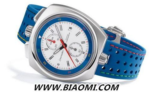 奥运会 时刻也不能少块表