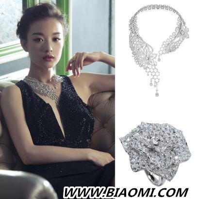 继李宇春之后 倪妮也开始走向时尚潮路线 名表赏析 第1张