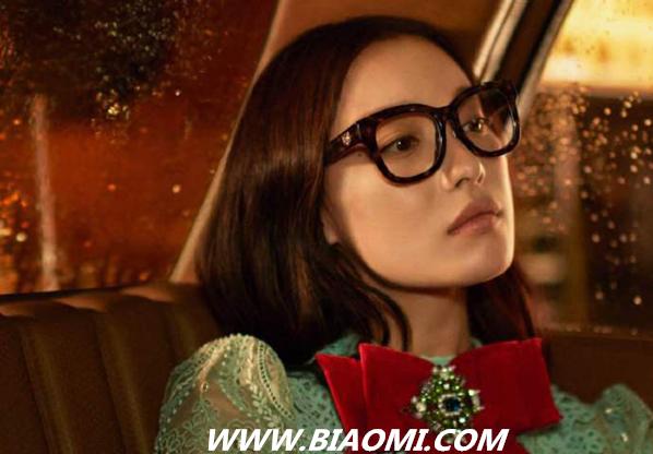 继李宇春之后 倪妮也开始走向时尚潮路线 名表赏析 第3张