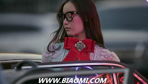 继李宇春之后 倪妮也开始走向时尚潮路线 名表赏析 第4张