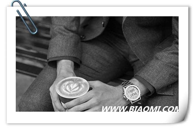 咖啡 腕表=小资情调 今天你小资了吗?
