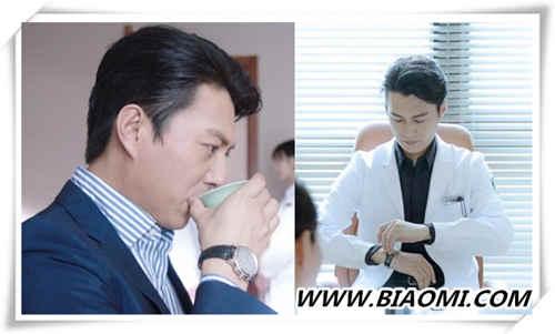 有型的腕表 适合有型的你 《外科风云》以外的靳东更是型男一枚