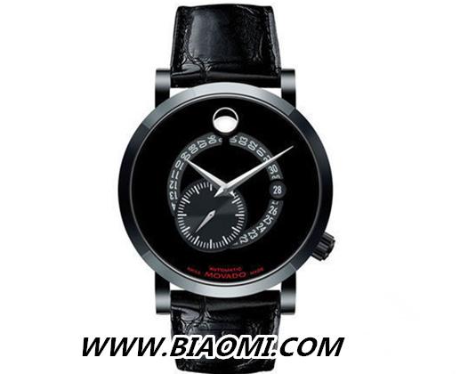 黑色魅影 黑色手表适合大众人士佩戴 名表赏析 第1张
