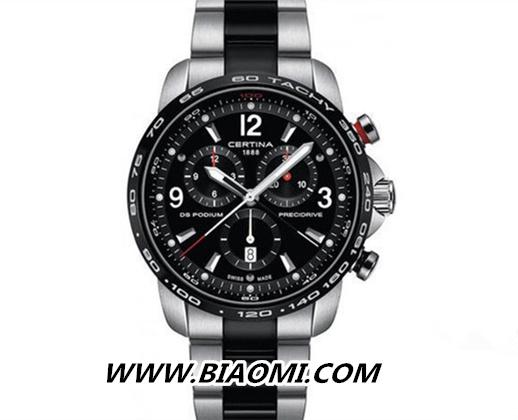 黑色魅影 黑色手表适合大众人士佩戴 名表赏析 第2张