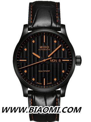 黑色魅影 黑色手表适合大众人士佩戴 名表赏析 第3张