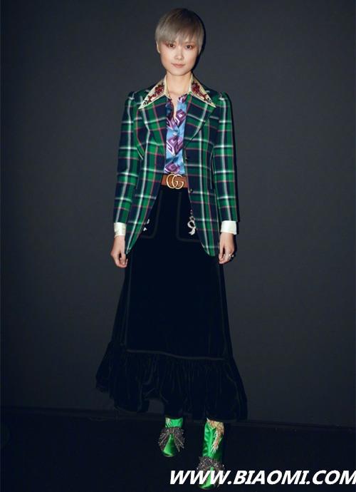 李宇春的Gucci大片 穿出时尚女王范儿 名表赏析 第2张