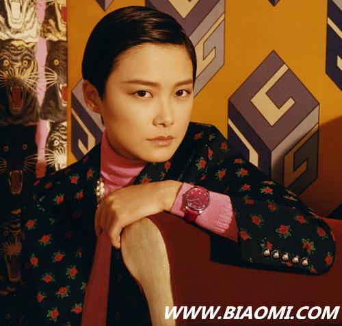 李宇春的Gucci大片 穿出时尚女王范儿 名表赏析 第3张
