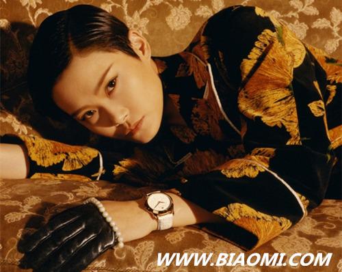 李宇春的Gucci大片 穿出时尚女王范儿 名表赏析 第4张