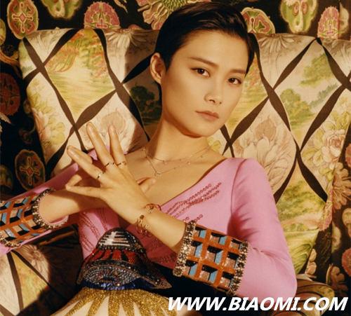 李宇春的Gucci大片 穿出时尚女王范儿 名表赏析 第5张
