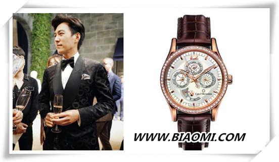 西装与腕表——打造男士魅力与风度的标配