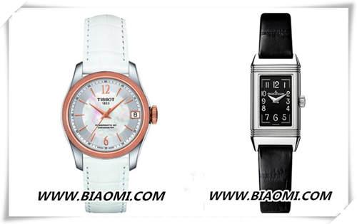 戴表已不再是男士标配 身为女性的你如何选择合适的腕表?