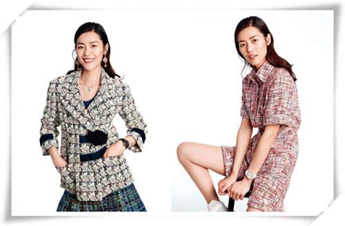 大表姐刘雯原来辣么可爱 不小心陷入了时尚的大舞台?