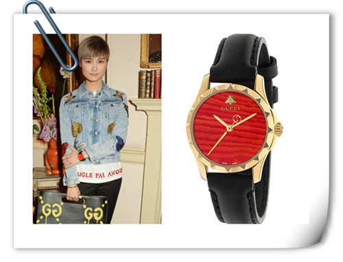时尚最前沿 这些潮流腕表也是明星们的最爱
