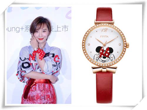 飞亚达这款手表很受欢迎 喜欢米老鼠的你不妨看一看