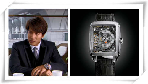 那些年我们追的台湾偶像剧主角 都戴什么手表