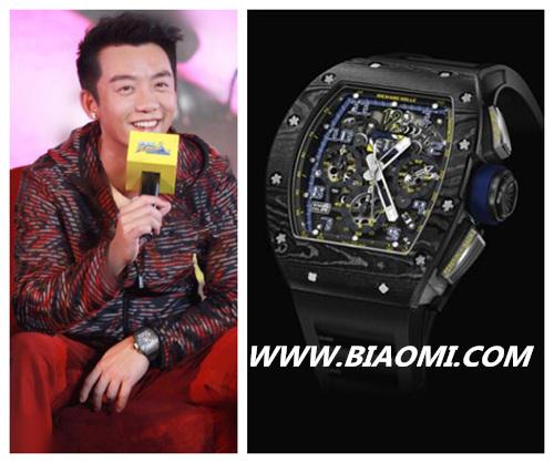 不是北京小爷却也霸气十足 郑凯的腕表也很酷 热点动态 第3张