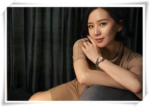 魅力十足:厉害了刘诗诗 加入欧米茄大家庭!
