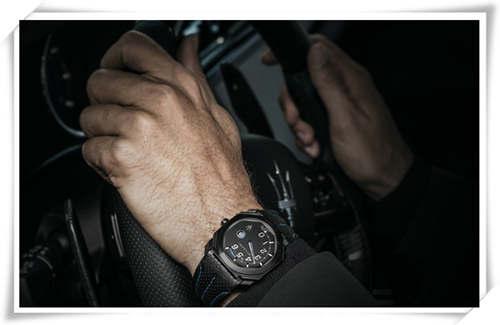豪车配豪表 只有玛莎拉蒂车主才能拥有这枚宝格丽腕表