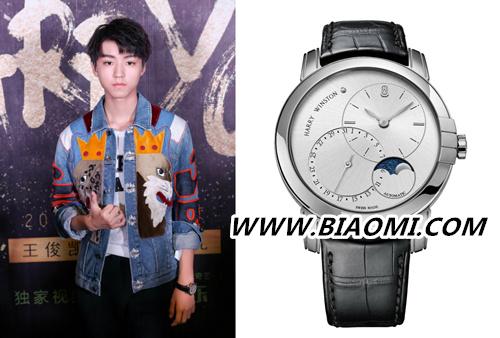 少年到成年的蜕变 从手表看王俊凯的轻熟魅力与无限可能  手表百科 第2张