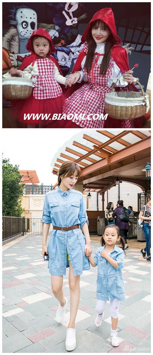 她是甜馨的妈妈,年轻的金马影后李小璐 更是时尚女王 热点动态 第6张