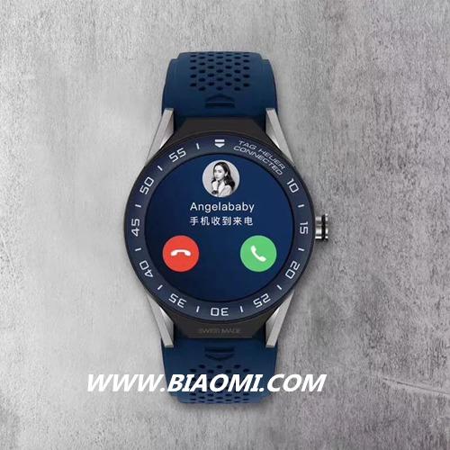 angelababy,李易峰 品牌大使示范泰格豪雅智能腕表 热点动态 第2张