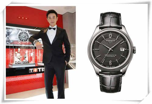 低调演戏的罗晋却钟爱奢侈品腕表