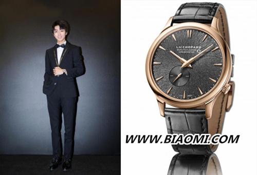 低调优雅 Chopard萧邦腕表&年轻绅士王俊凯 热点动态 第2张
