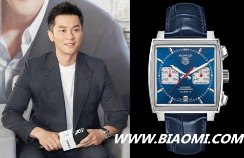 《青春旅社》中赵英俊的腕表 和邓超,李晨是同款哦 热点动态 第2张