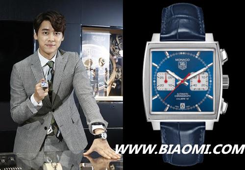 《青春旅社》中赵英俊的腕表 和邓超,李晨是同款哦 热点动态 第4张