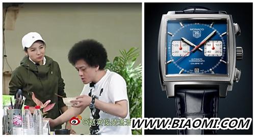 《青春旅社》中赵英俊的腕表 和邓超,李晨是同款哦 热点动态 第5张
