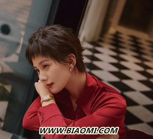 温柔娴静 刘诗诗佩戴欧米茄腕表&珠宝登杂志封面 热点动态 第2张