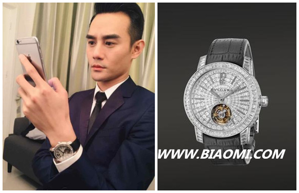 西装配腕表 让每个男人都无法拒绝的绅士穿搭 热点动态 第4张