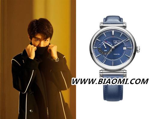 王俊凯登杂志开年封 步入成年的他演绎了这款腕表 热点动态 第1张