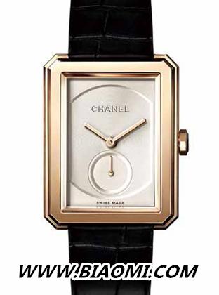 """众星喜爱的Chanel腕表已步入""""而立之年 """" 手表百科 第6张"""