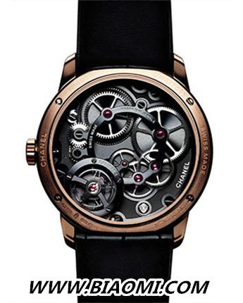 """众星喜爱的Chanel腕表已步入""""而立之年 """" 手表百科 第7张"""