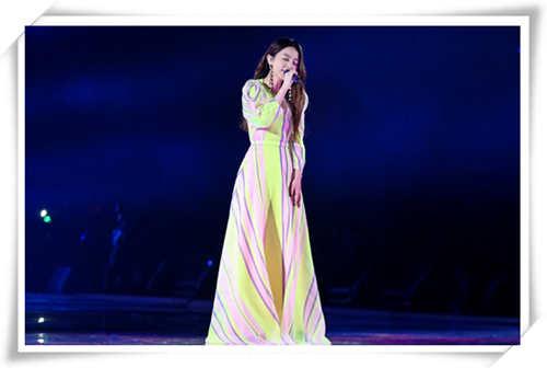 她的歌声是治愈的 她的腕表是优雅的——Hebe田馥甄