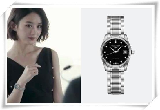 浪琴全新广告大片花絮 优雅大使赵丽颖演绎名匠系列腕表